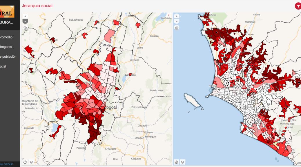 Atlas Interactif Bogota Lima